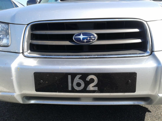 guernsey license plate