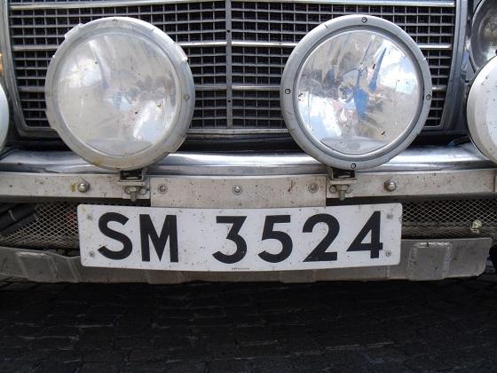 hong kong license plate
