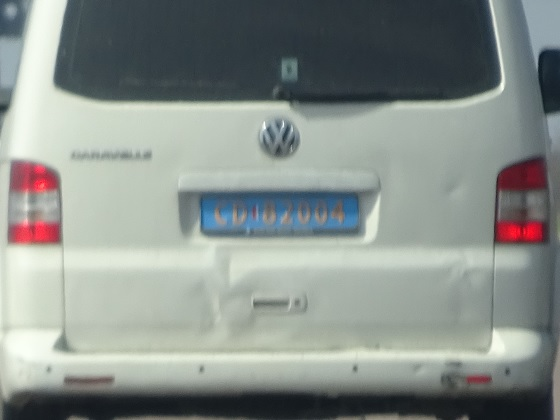 norway license plate